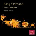 CDKing Crimson / Live In Guildford 1972