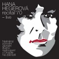 2CDHegerová Hana / Recitál'70 / Live / 2CD