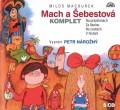 5CDMach a Šebestová / Komplet / 5CD