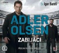 CDAdler-Olsen Jussi / Zabijáci / Bareš I. / MP3