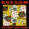 LPBlack Flag / Firts Four Years / Vinyl