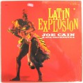 LPCain Joe & His Orchestra / Latin Explosion / Vinyl