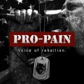 CDPro-Pain / Voice Of Rebellion / Digipack