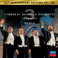 CD/DVDCarreras/Domingo/Pavarotti / In Concert / Mehta / CD+DVD / DeLuxe