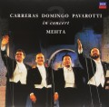 LPCarreras/Domingo/Pavarotti / In Concert / Mehta / Vinyl