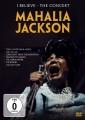 DVDJackson Mahalia / Believe