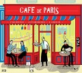 2CDVarious / Café de Paris / Chansons / Accordeons / Lamour / 2CD