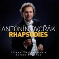 CDDvořák Antonín / Rhapsodies / Brauner T. / Pilsen Philharmonic