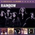 5CDRainbow / 5 Original Albums / 5CD
