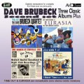 2CDBrubeck Dave / Three Classic Albums Plus / 2CD