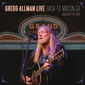 2CDAllman Gregg / Gregg Allman Live / 2CD