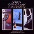 CDVan Der Graaf Generator / First Generation