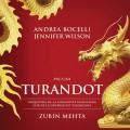 2CDPuccini Giacomo / Turandot / Bocelli / Wilson / 2CD / Digipack