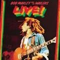 LPMarley Bob & The Wailers / Live! / Vinyl