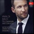 CDVeverka Vilém / Vivaldi / Bach / Teleman / Oboe Concertos