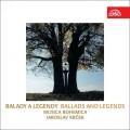 CDMusica Bohemica / Balady a legendy
