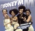 CDBoney M / In Concert 1979 / Digipack