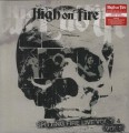 2LPHigh On Fire / Spitting Fire Live Vol.1 & 2 / Vinyl / 2LP / Red