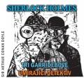 CDDoyle A.C. / Sherlock Holmes / Tři Garridebové / Umírající detekti