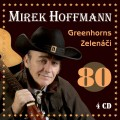 4CDHoffmann Mirek / Mirek Hoffmann 80 / 4CD