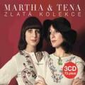 3CDElefteriadu Martha a Tena / Zlatá kolekce / 3CD / Digipack