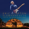 2CD/DVDClapton Eric / Slowhand At 70 / Live At The Royal Albert Hall / CD