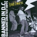 CDBad Brains / Banned In D.C. / Greatest Riffs