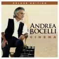 CDBocelli Andrea / Cinema / DeLuxe / Digipack