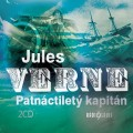 2CDVerne Jules / Patnáctiletý kapitán / 2CD