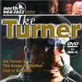 CD/DVDTurner Ike & The Kings Of Rhythm / Live In Concert 2002