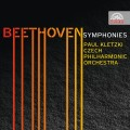 6CDBeethoven / Symphonies / Czech Philharmonic Orchestra / 6CD