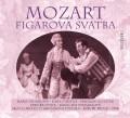 2CDMozart / Figarova Svatba / 2CD / Brock / 1954 / Digipack