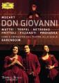 2DVDMozart / Don Giovanni / Netrebko / Barenboim / 2DVD