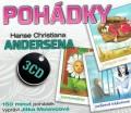 3CDAndersen H.Ch. / Pohádky / Pasáček prasat / Divoké labutě.. / 3CD