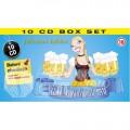 10CDVarious / České sprostonárodní písně / 10CD Box