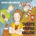 CDLindgrenová Astrid / Svěřte případ Kallovi / Digipack