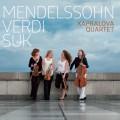 CDKaprálová Quartet / Mendelssohn / Verdi / Suk