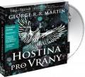 4CDMartin George R.R. / Hra o trůny 4. / Hostina pro vrány / 4CD