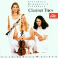 CDDemeterová/Peterková/Cibulková / Clarinet Trios