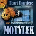 CDCharriére Henri / Motýlek / MP3