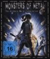 Blu-RayVarious / Monsters Of Metal Vol.8 / Blu-Ray