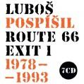 7CDPospíšil Luboš & 5P / Route 66 Exit 1 / 1978-1993 / 7CD / Box