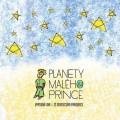 CDVypsaná Fixa/ZŠ Montessori Pardubice / Planety Malého prince
