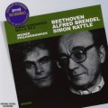 CDBrendel/Rattle / Beethoven / Piano Concertos No.4 & 5