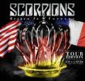 CD/2DVDScorpions / Return To Forever / Tour Edition / CD+2DVD / Digipack