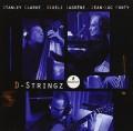 CDClarke/Lagrene/Ponty / D-Stringz