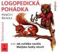 2CDKavanová Šárka / Logopedická pohádka / 2CD