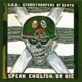 CDS.O.D. / Speak English Or Die / 30th Anniversary Edition / Digipac