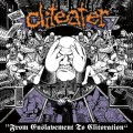 CDCliteater / From Enslaved To Cliteration / Dutch Brutal Death...