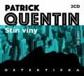 2CDQuentin Patrick / Stín viny / 2CD